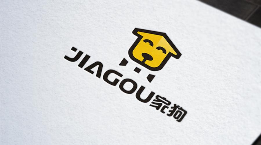 四川家狗物流品牌LOGO设计