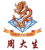周大生珠宝公司标志