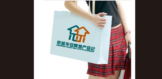 北京房产中介公司logo设计-logo11设计网
