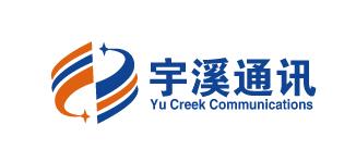 上海宇溪通讯公司标志