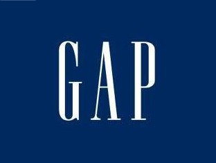 GAP服装品牌LOGO设计