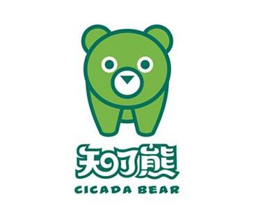 知了熊童装品牌形像设计