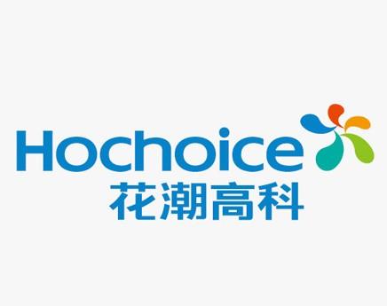 上海花潮高科电器公司logo