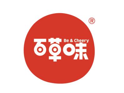 品尝人生的酸甜苦辣_百草味logo-logo11设计网