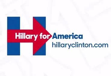 希拉里总统竞选Logo