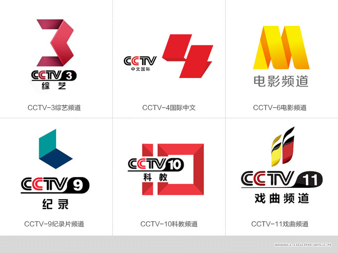 cctv标志