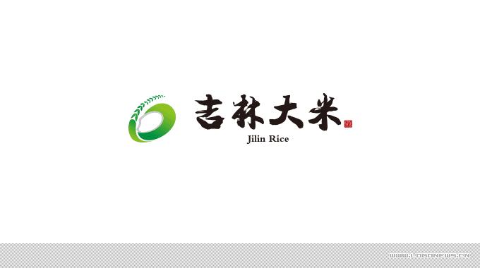 吉林大米发布统一logo标志