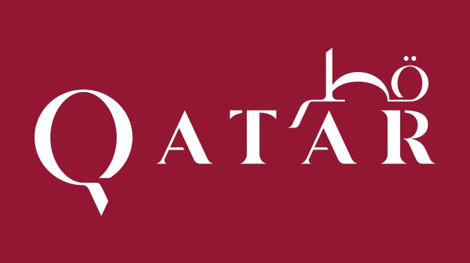 卡塔尔推出全新旅游形象logo-logo11设计网