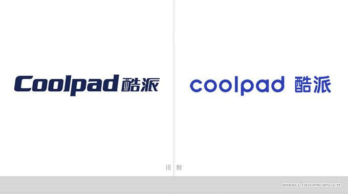 酷派手机发布全新品牌logo-logo11设计网