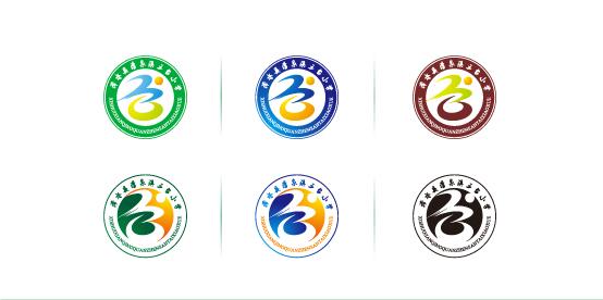 浠水县清泉镇三台小学校徽设计-logo11设计网图片