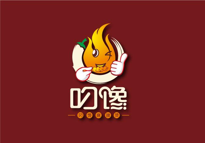 内蒙古叨馋麻辣烫餐馆LOGO
