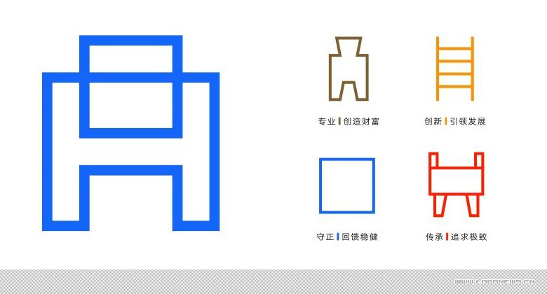 华安基金更换蓝色新LOGO