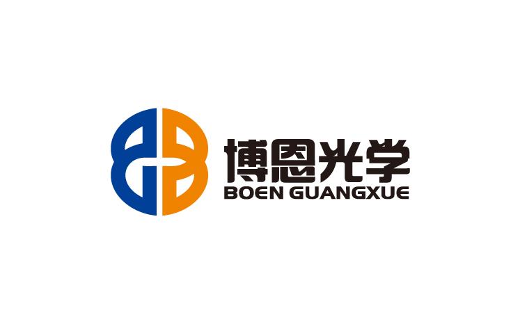 博恩光学品牌logo设计