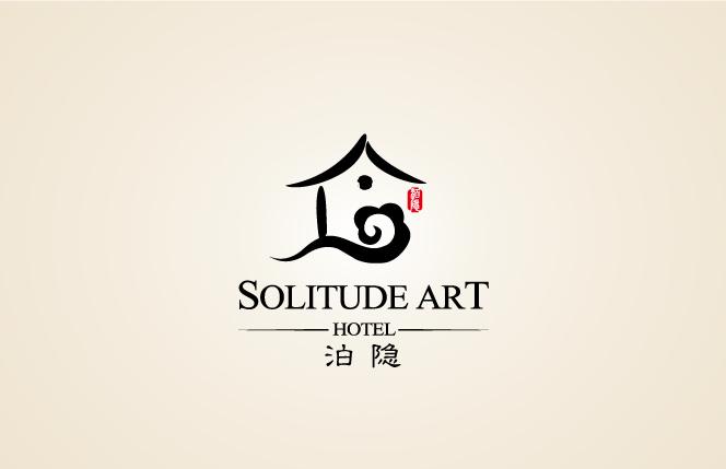 苏州泊隐客栈品牌标志设计-logo11设计网