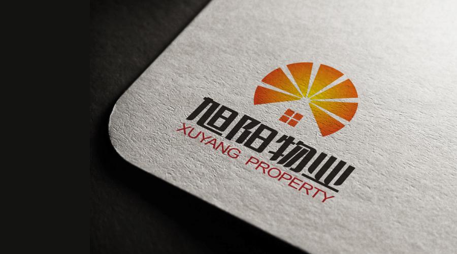 武汉旭阳物业管理公司LOGO