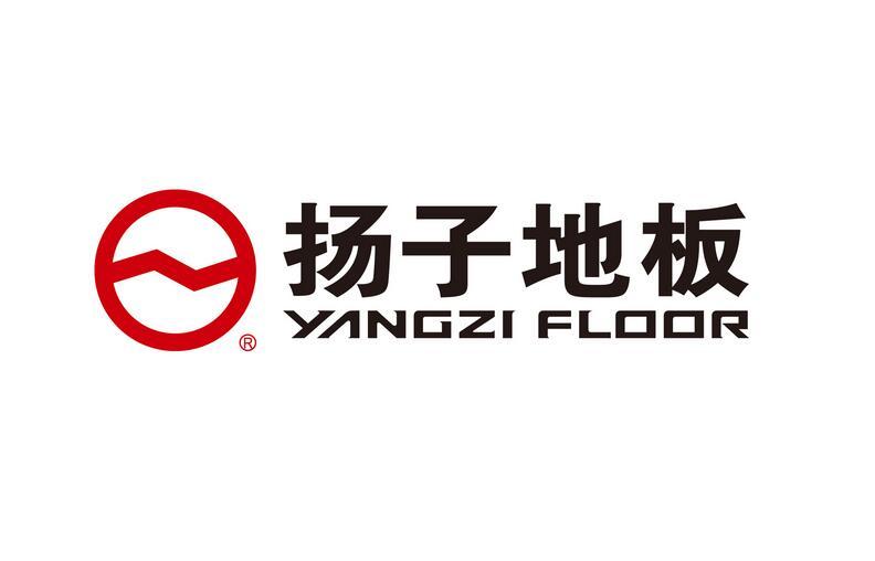 扬子地板商标设计-logo11设计网