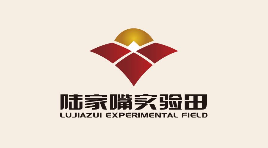 上海陆家嘴实验田品牌标志