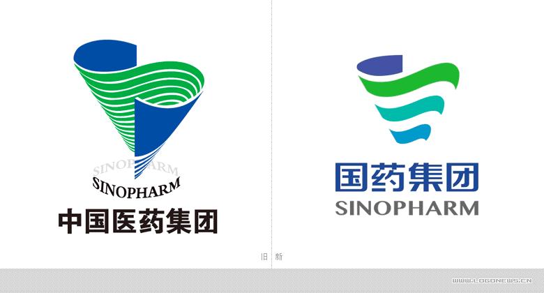 中国医药集团发布新logo-logo11设计网