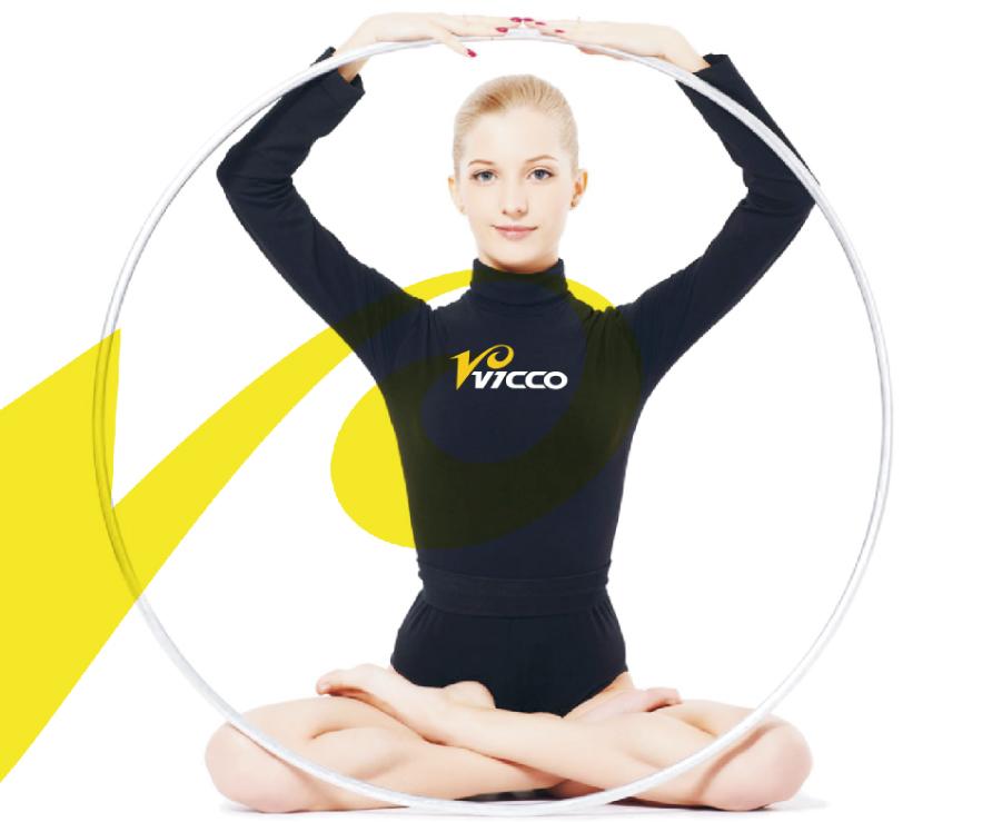 广州维柯女子健身品牌LOGO