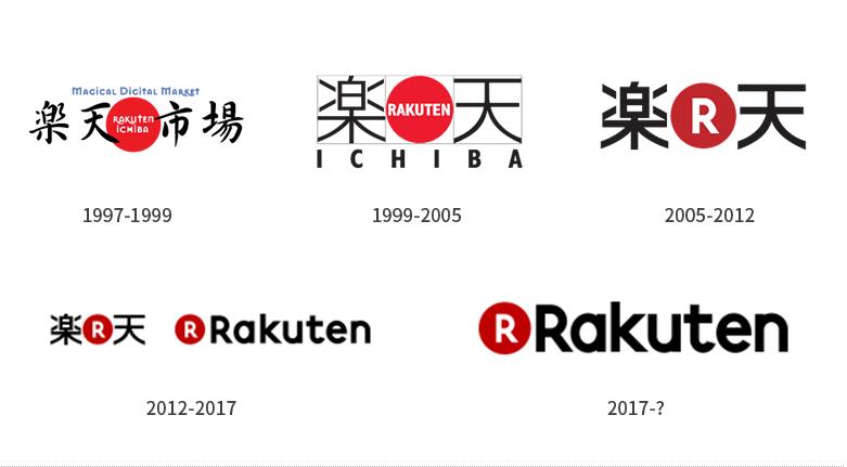 """日本乐天宣布不再使用汉字""""乐天""""并统一启用新LOGO"""
