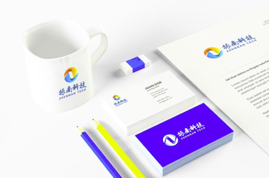 湖南振南科技公司logo