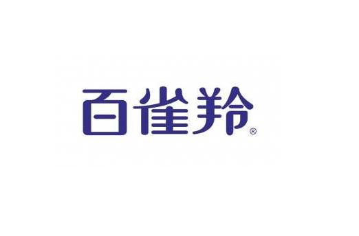 百雀羚新logo图片