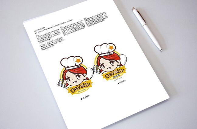 台湾晋欣食品发布LOGO及VI设计