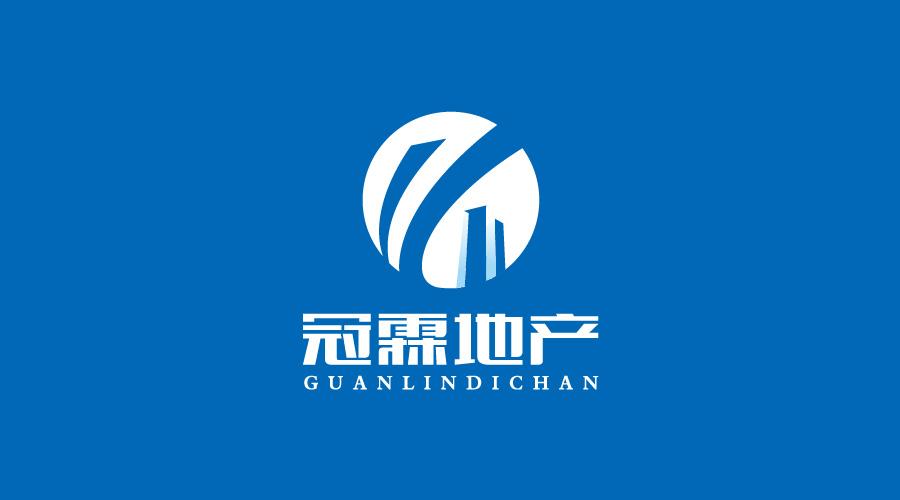郑州冠霖地产标志设计