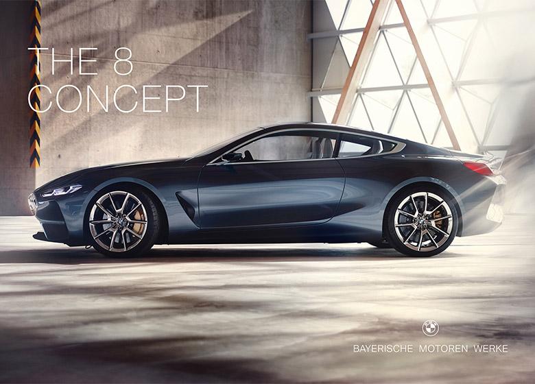 宝马汽车(BMW)为高端豪华车发布扁平化新LOGO