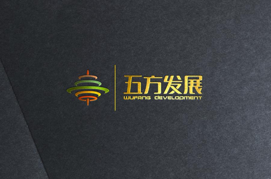 福建五方发展有限公司LOGO设计
