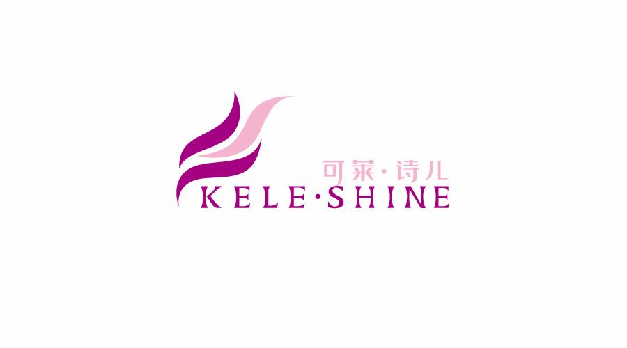 可莱·诗儿女装品牌logo设计以字母ks变形创意,女性化的线条