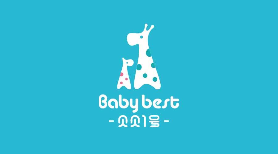 四川贝贝1号母婴用品品牌LOGO