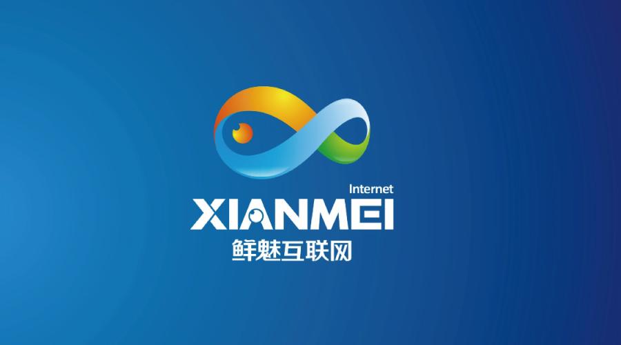 上海鲜魅互联网LOGO设计