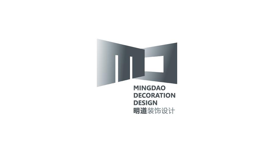 福建漳州明道装饰设计公司LOGO