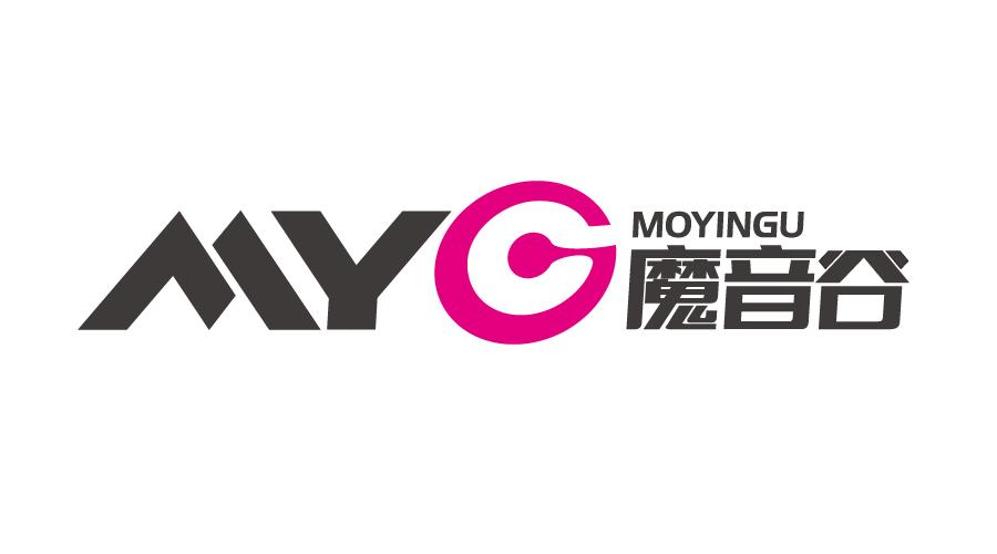 磨音谷音箱品牌logo设计