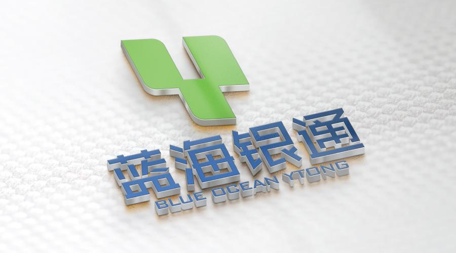 蓝海银通互联网金融支付品牌LOGO