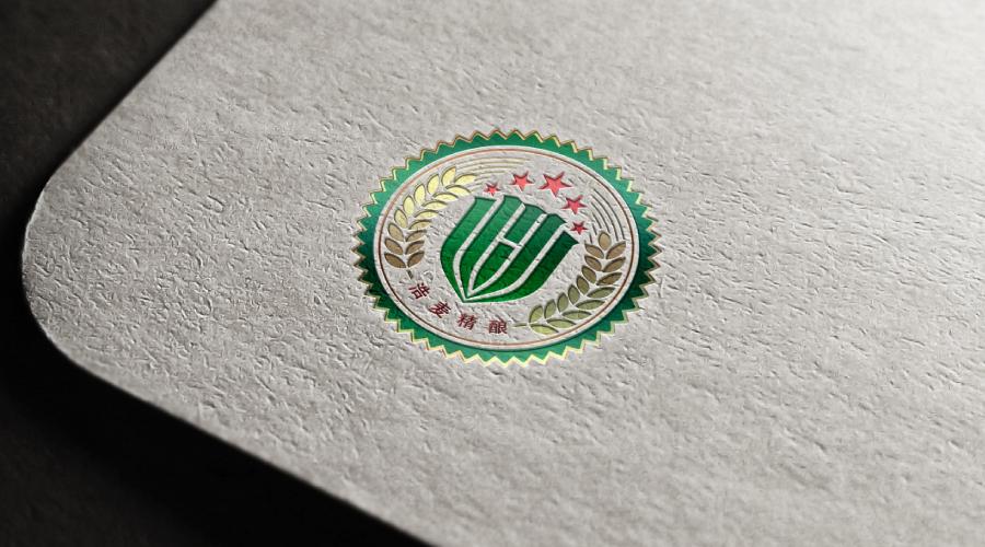 沈阳浩麦精酿啤酒品牌logo设计