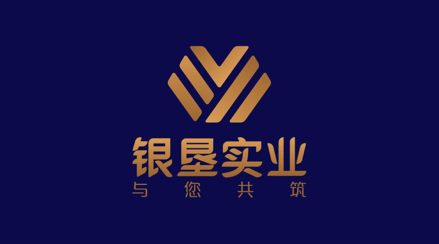深圳银肯实业公司LOGO设计