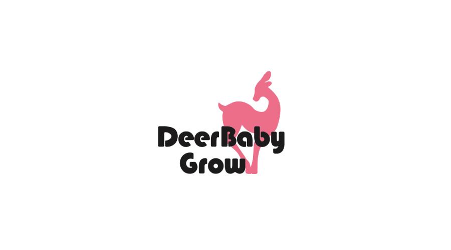 DeerBaby Grow奶瓶品牌LOGO
