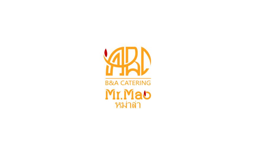 泰国Mr.Mao餐厅LOGO设计