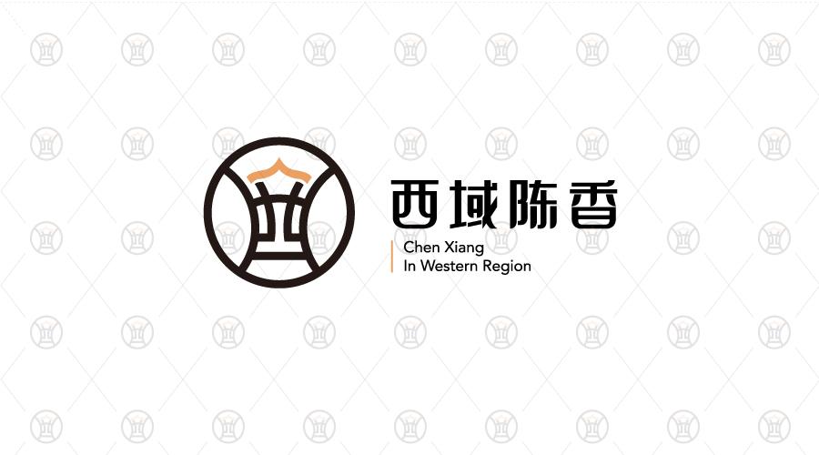 新疆西域陈香老酒收藏品牌LOGO